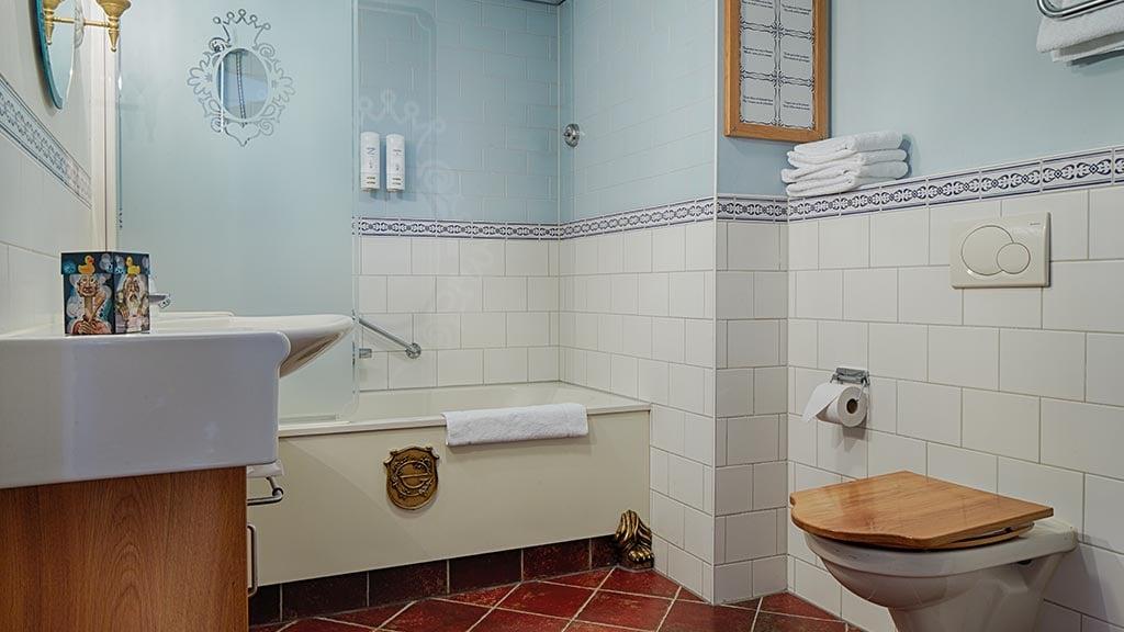 Hotelzimmer im Freizeitpark Efteling