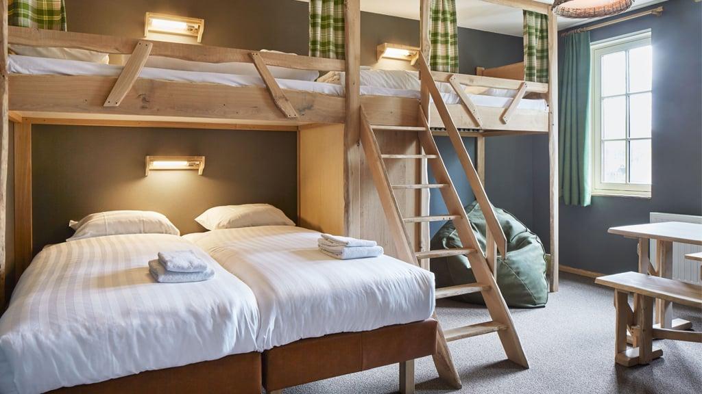 Hotelzimmer 6 Personen Im Efteling Loonsche Land Hotel