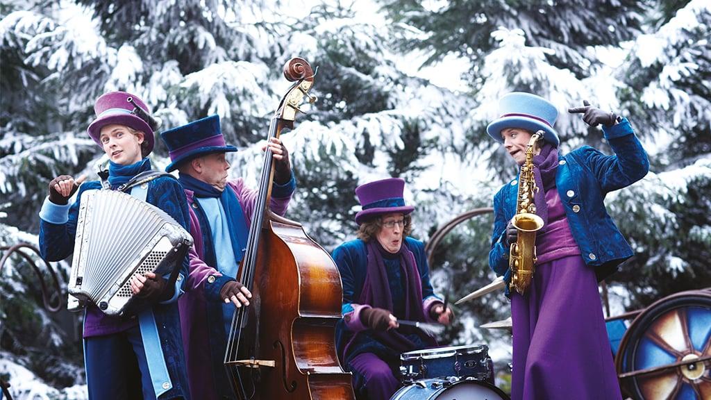 Winter Efteling Efteling