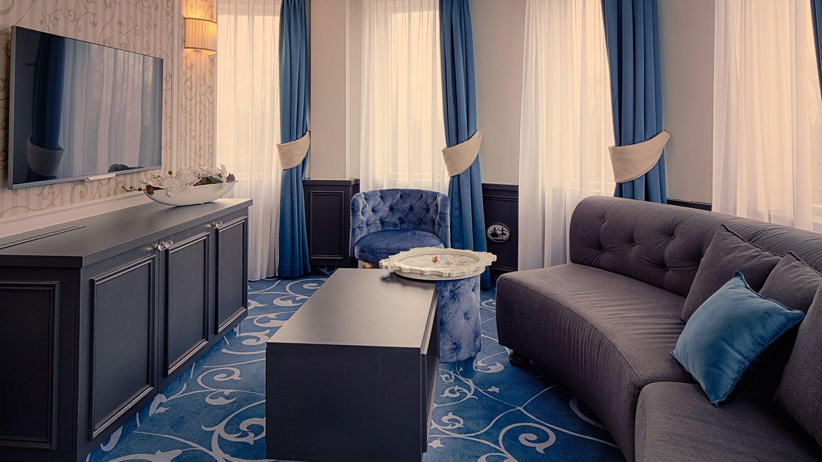 Junior Suite 5 Person Efteling Hotel