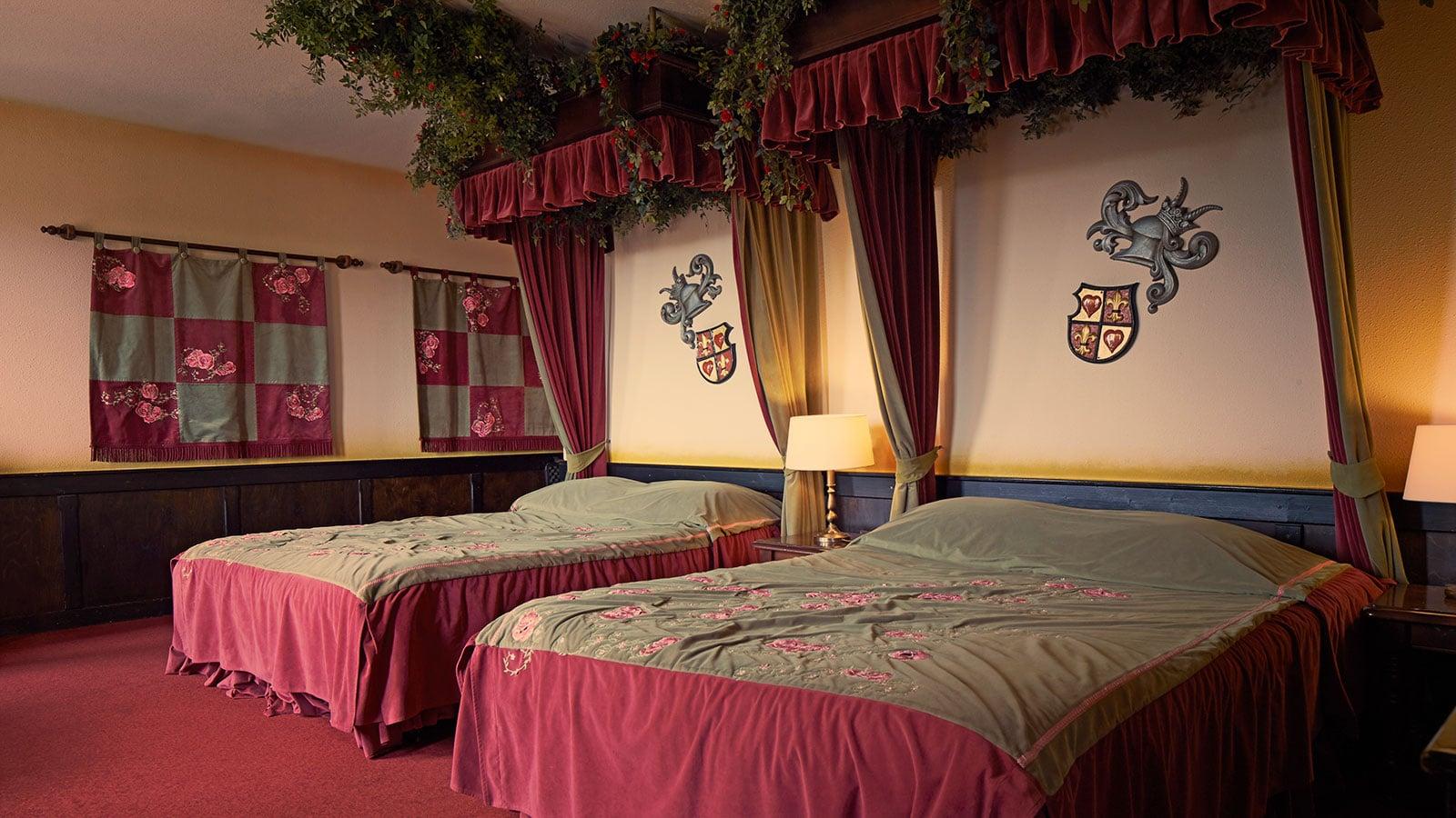 Theme Suites Efteling Hotel