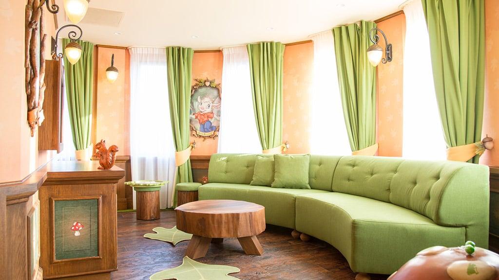 Fairytale Tree Suite Efteling Hotel