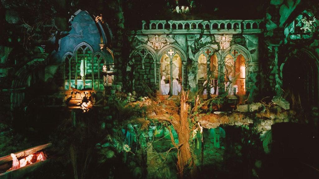 Castle Park Halloween