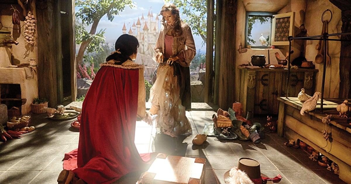 Cinderella Fairytale Forest Efteling