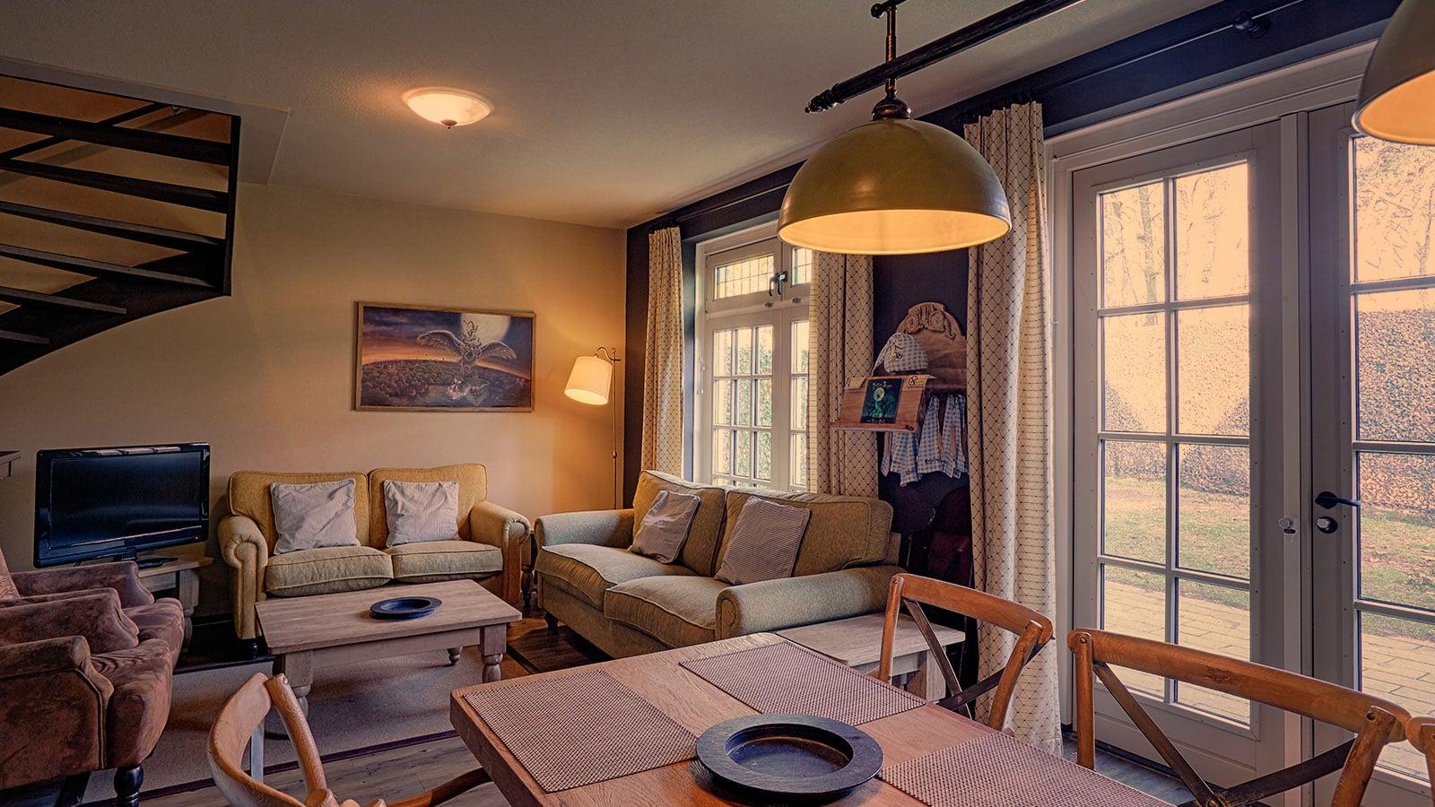 Maison des bois for Maison standard