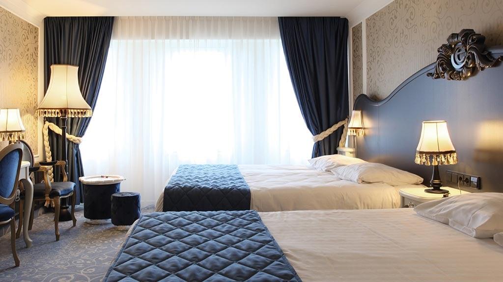Chambre tout confort adapt e 4 personnes h tel efteling - Hotel chambre 4 personnes ...