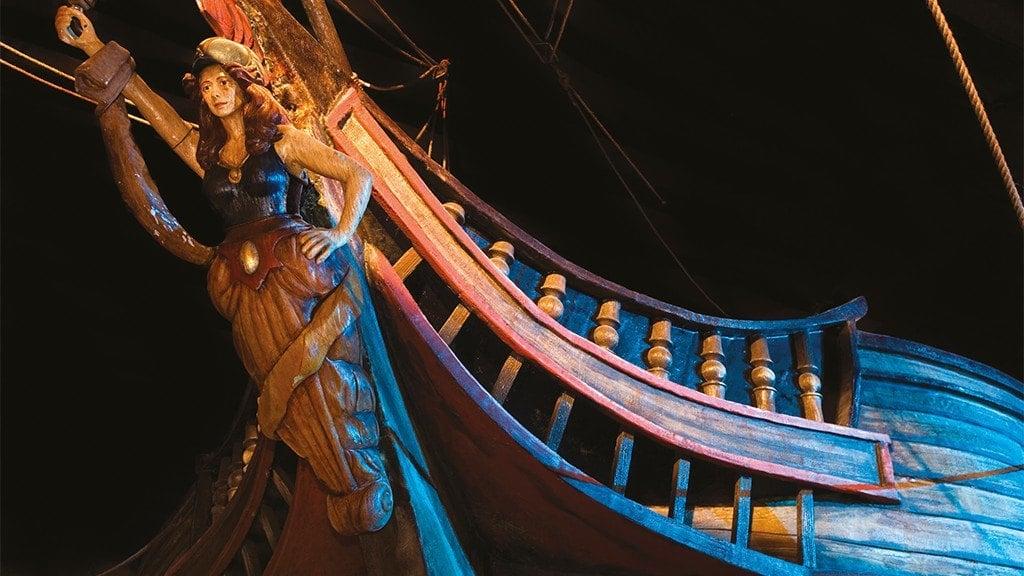 grand huit aquatique « de vliegende hollander » - efteling
