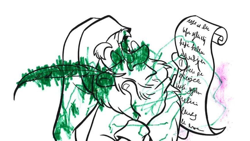Kleurplaten Efteling Sprookjes.Ingezonden Kleurplaat Van Sebastiaan Efteling Kids