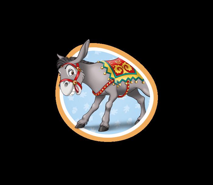 Afbeeldingsresultaat voor efteling ezel