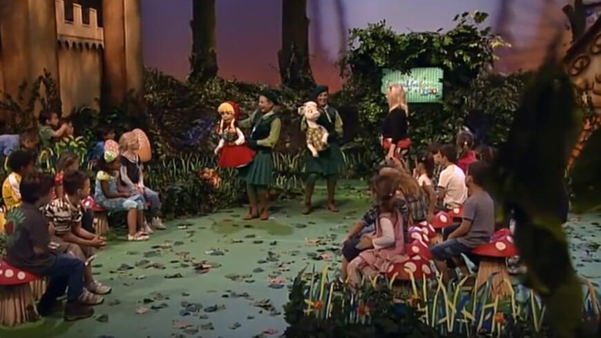 Sprookjesboom Feest De Sprookjesbosbewoners Zingen Het Liedje