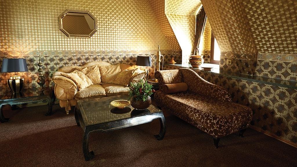 Fata Morgana Suite - Efteling Hotel