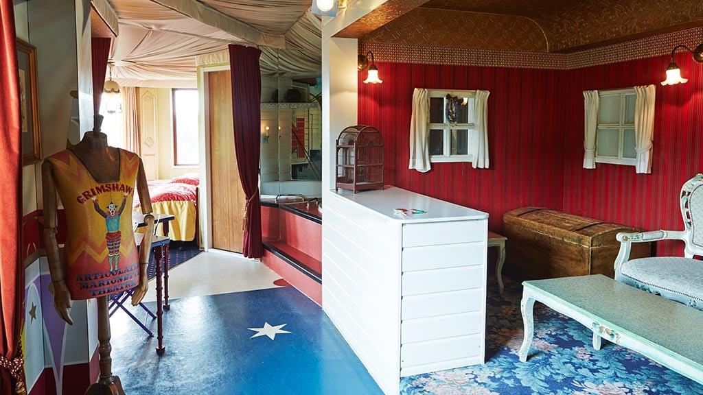 Circus Suite Efteling Hotel