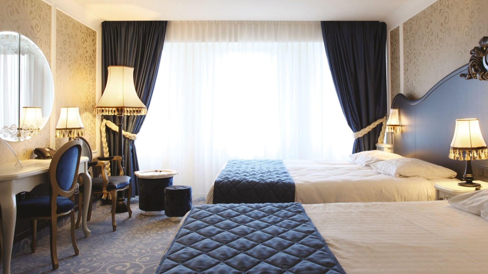 comfortkamer 4 persoons efteling hotel