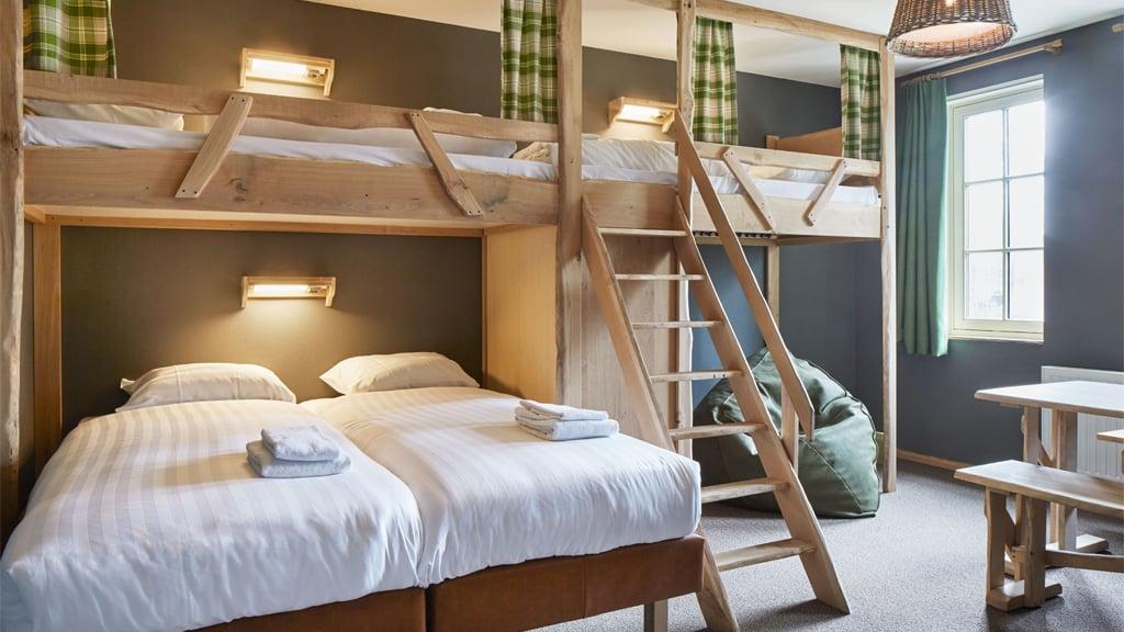 Hotelkamers - Efteling Loonsche Land Hotel