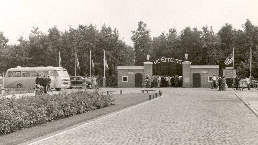 De geschiedenis van de efteling - Huis ingang ...